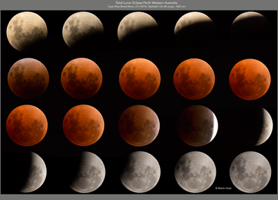 2018 Lunar Eclipse