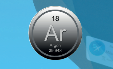 TRIUS Argon Filled Chamber